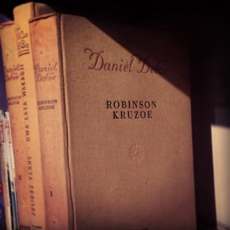 Robinson!