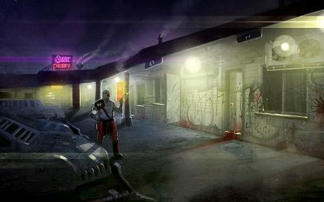 Piotr Foksowicz motel na przedmiesciach
