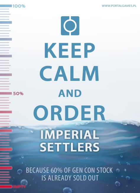 keep calm 60 sold