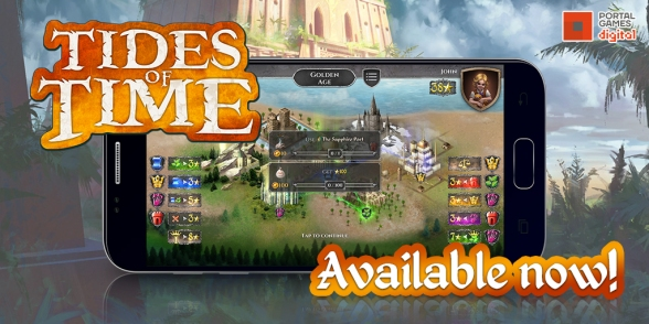 The possibilities are endless – Tides of Time app